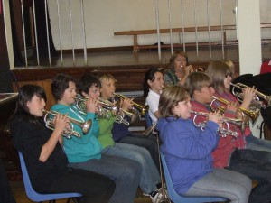 Brass Class Workshop